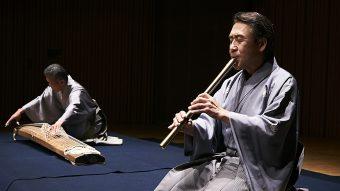 『善養寺恵介 尺八演奏会』で、AireedXメタル尺八が使用されました