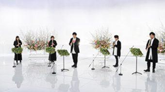 テレビ朝日「題名のない音楽界」の番組でAireedXメタル尺八が紹介されました