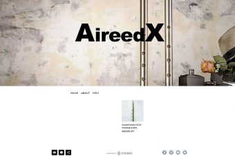 AireedX Official Web Store is now open